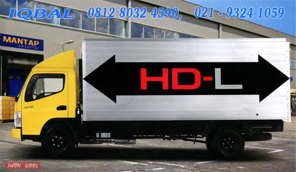 CANTER HD L KABIN LEBAR 136 PS LONG CHASIS